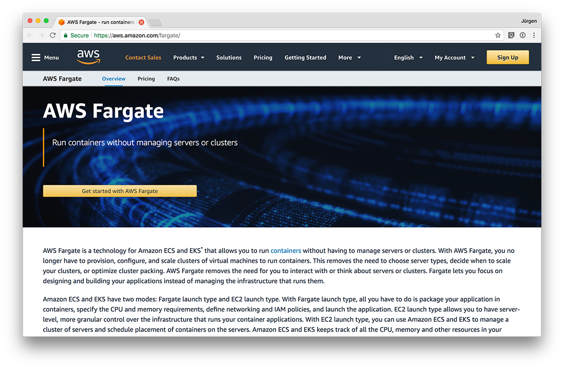 Sonarqube on AWS Fargate | Infralovers